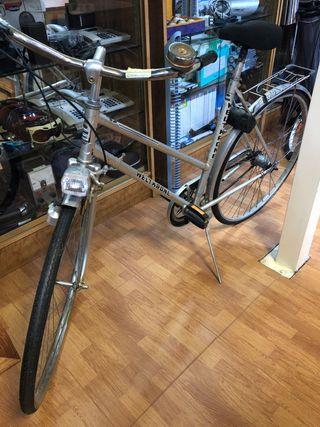 Bicicleta Weltkrone