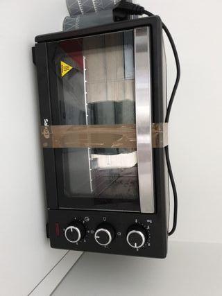 Horno de sobremesa eléctrico