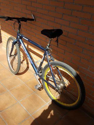 bicicleta BH descenso