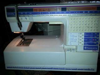 maquina de coser husqvarna