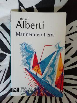 Marinero en tierra (Rafael Alberti)