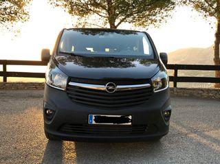 Furgoneta Opel Vivaro 2018