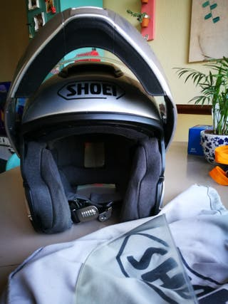 Casco shoei neotec