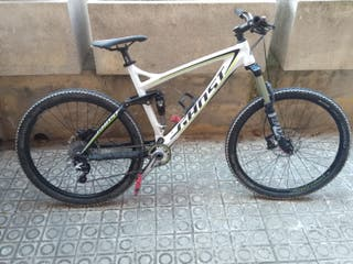 bicicleta ghost amr ebs