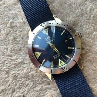 Reloj Zodiac Seawolf