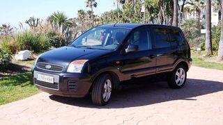 Ford Fusion Black 2010