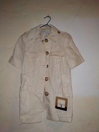 Camisa Safari Zara