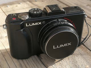 Lumix DMC-LX5 Cámara Compacta Avanzada Panasonic