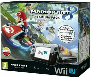 Nintendo Wii U - Consola
