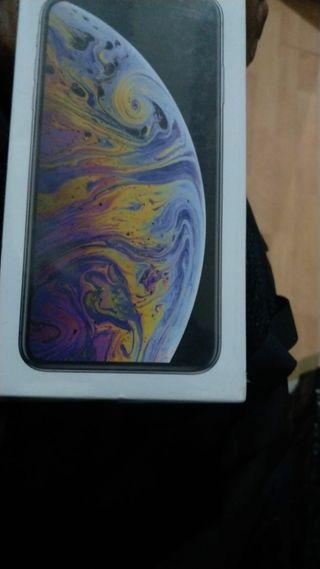 iPhone XS Max 256gb precintado .