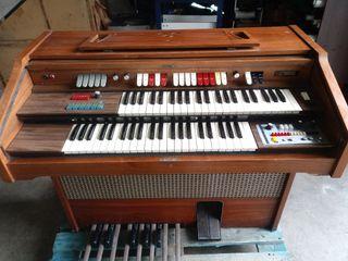piano/órgano