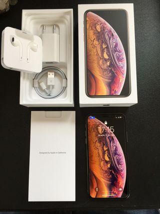 iPhone XS 64 Gb Gold accessoris sense utilitzar