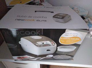 robot de cocina newcook elite