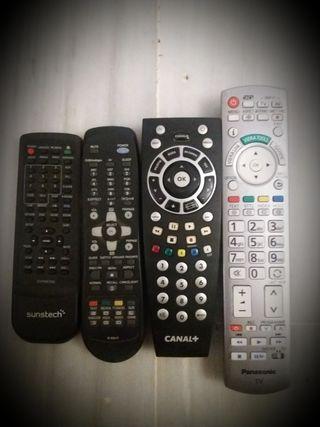 Mando Daewoo R55H11 o Panasonic o Canal+ o Sunste