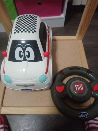 juguete coche radio control chicco