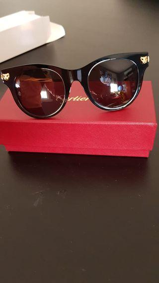 Gafas Cartier Panthere nuevas originales