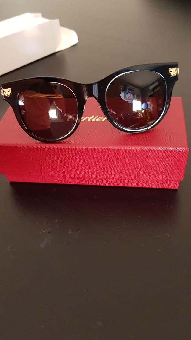 tienda de liquidación e2f1f 85191 Gafas Cartier Panthere nuevas originales de segunda mano por ...
