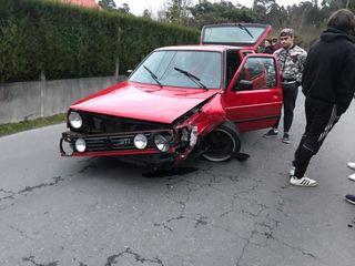 Despiece completo Volkswagen Golf 2 mk2 gti 8v