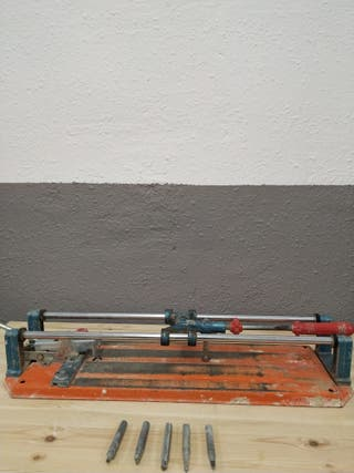Alquiler cortadora manual Rubí, cerámica 40cm.