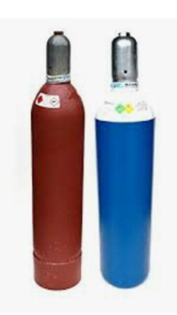 trasladamos oxigeno y acetileno
