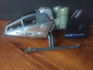 SKY HAWK GI JOE HELICOPTERO COLECCION