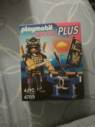 playmobil special plus samurai