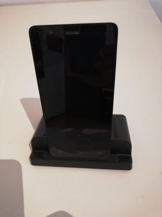 Soporte base cargador movil Smartphone Tablet
