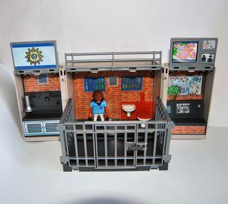 Playmobil 5421 cuartel de Policia