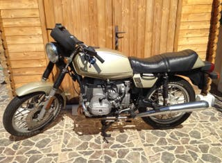 Moto bmw R65 del 1979 motor boxer