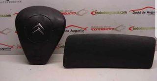 kit airbags citroen c2 vts