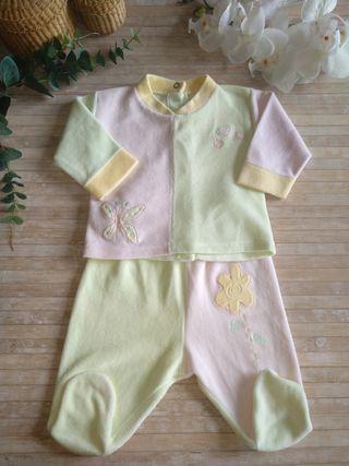 pijama bebe 1/3 meses