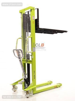 A691 Apilador Manual Transpalet 1.000kg a 1.600mm