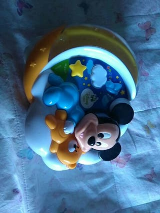 Proyector estrellas Mickey