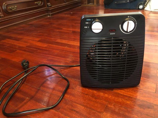 Calentador/ventilador