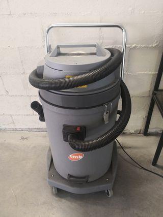 aspirador industrial polvo/agua