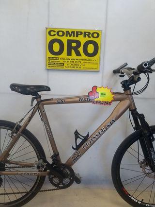 Bicicleta CROOSER SIX
