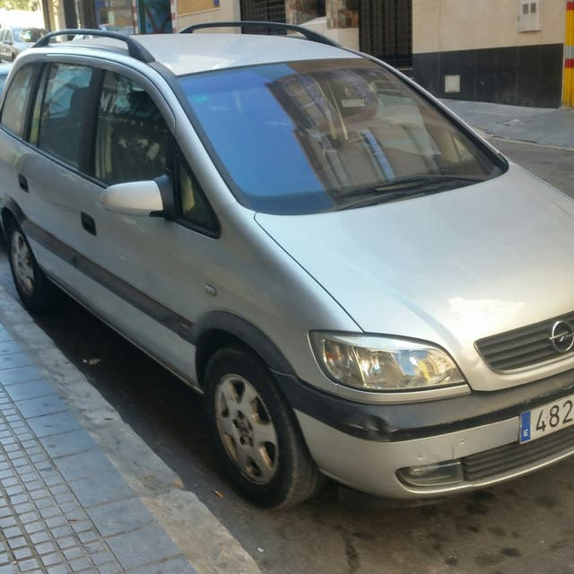 Opel Zafira 2002