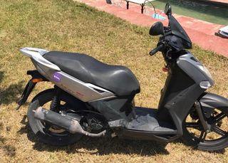 Moto 125 cc kymco