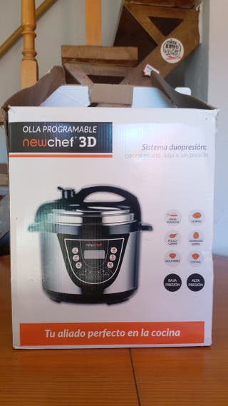 Olla Programable new chef 3D