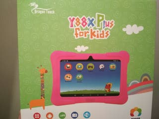 Tablet Infantil 7'' Dragon Touch Plus Y88X