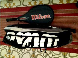 maletin Wilson team 2 compartimentos