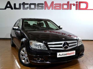 Mercedes Clase C C 220 CDI Elegance