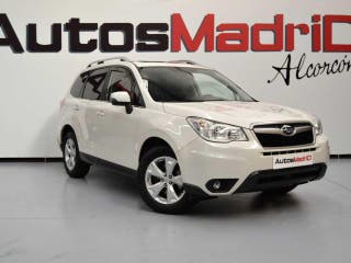 Subaru Forester 2.0 TD Lineartronic Sport