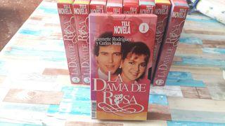 telenovelas en vídeo y CD odvd