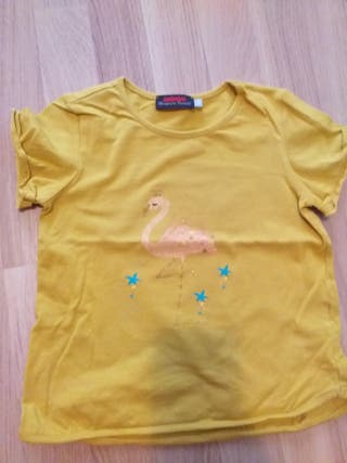 camiseta niña Catimini