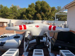 KIT COMPLETO DRON PHANTOM 2 - DJI + GOPRO