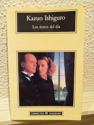 Los restos del día - Kazuo Ishiguro