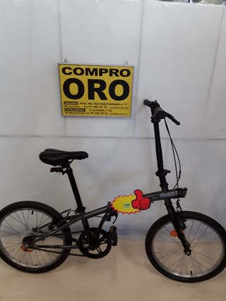 Bicicleta desmontable B-TWIN