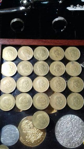Una peseta Franco