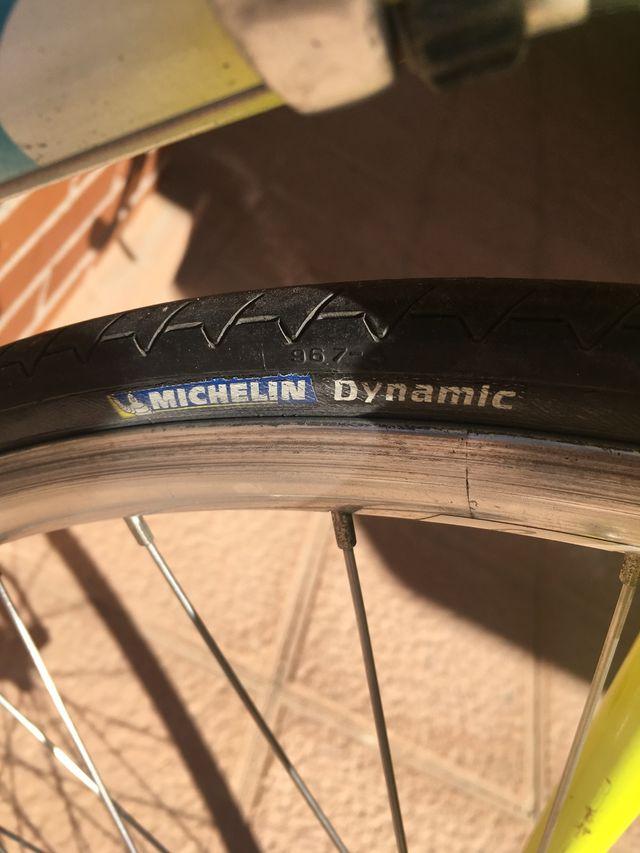 Bicicleta clásica campagnolo